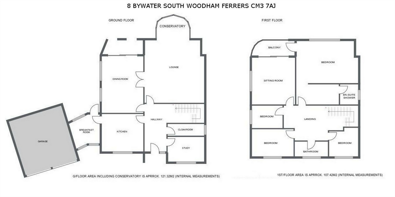 Bywater Road South Woodham Ferrers Essex Cm3 5 Bedroom Detached House For Sale 34250230