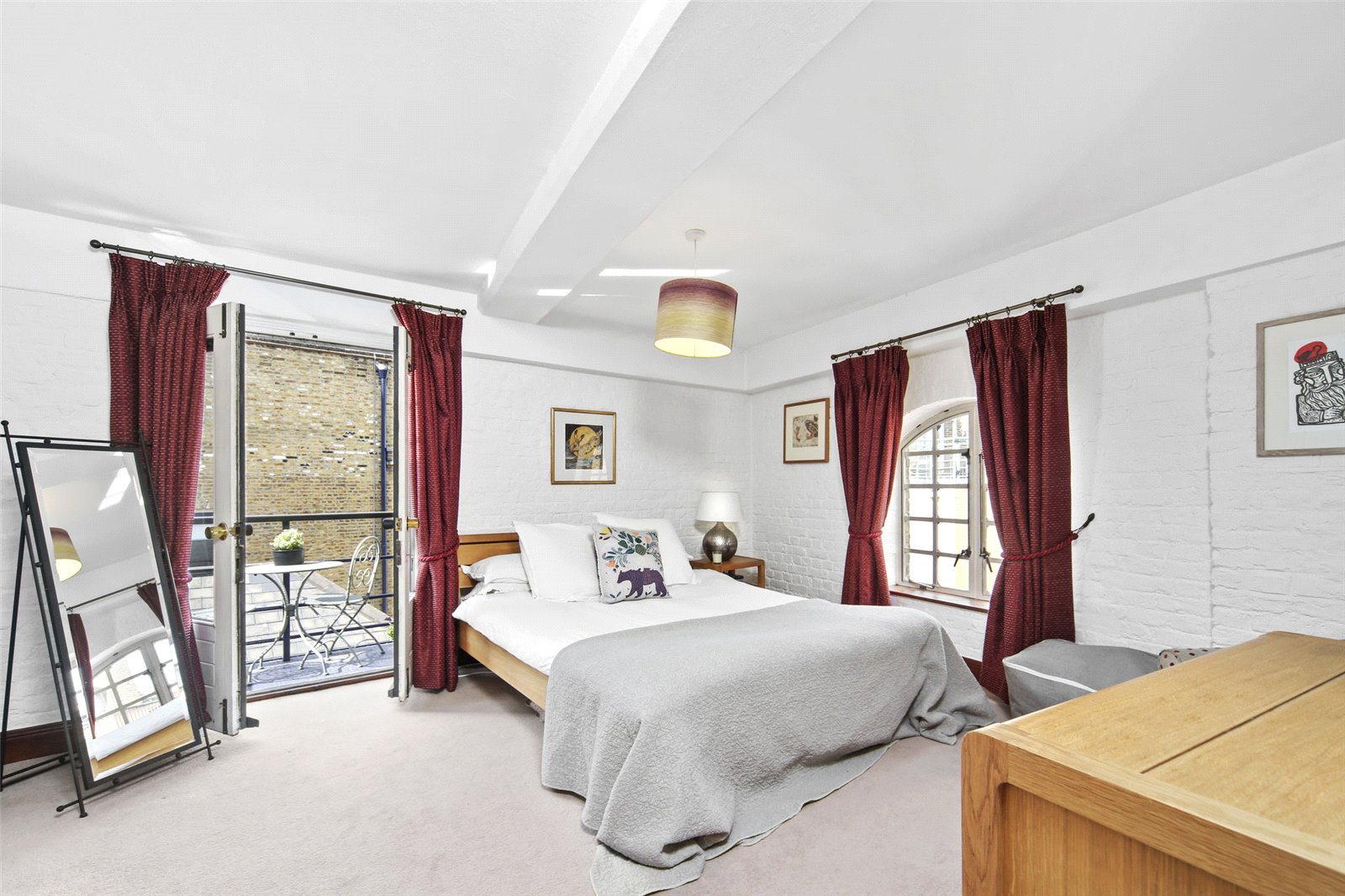 Shad Thames,Master Bedroom