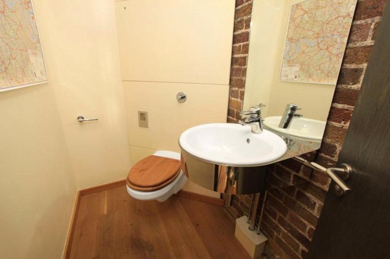 Port East Apartments,Bathroom detail