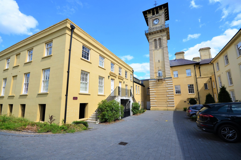 Bentley Priory,Front Elevation