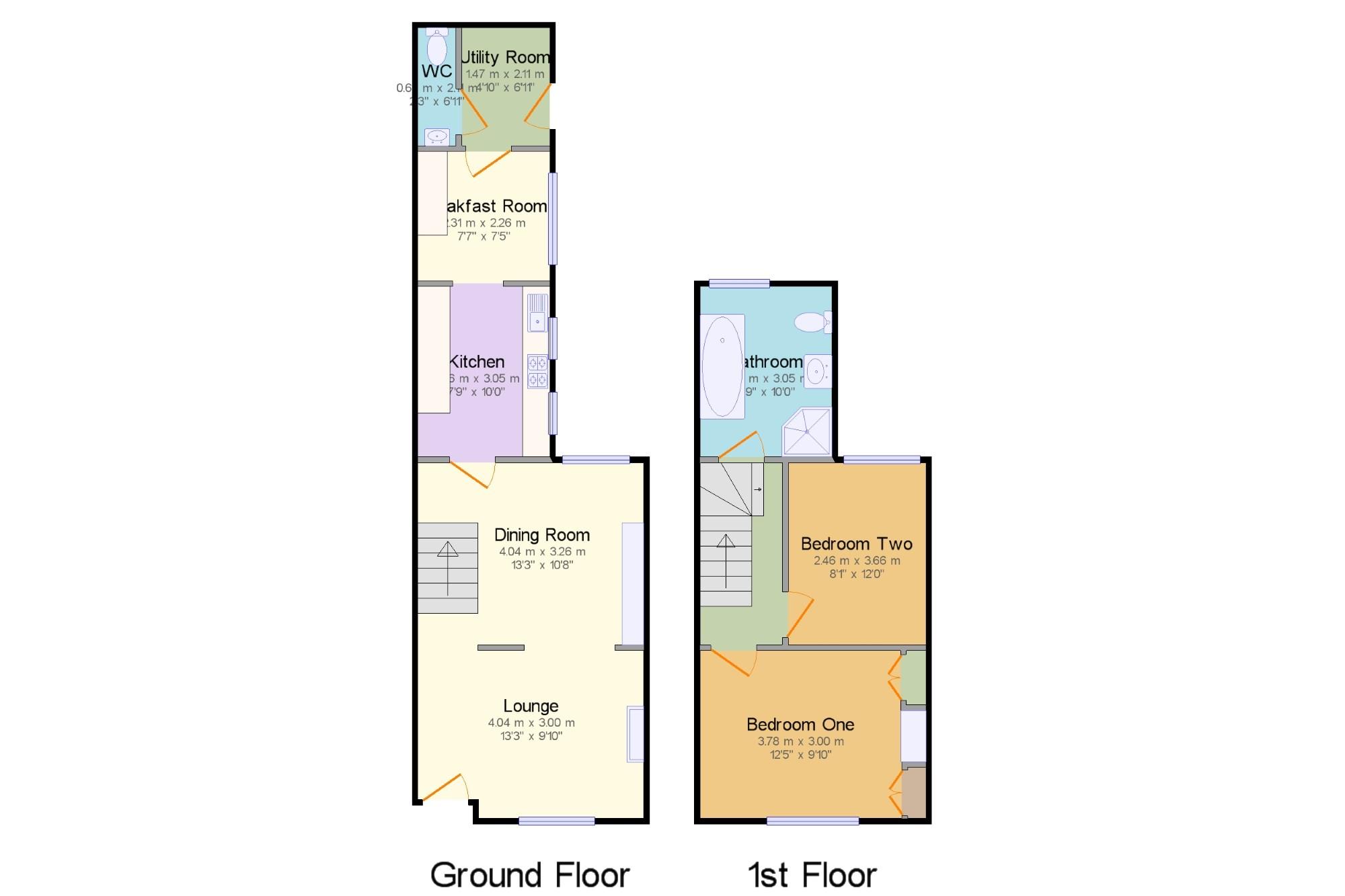 Kitchener street selby north yorkshire yo8 2 bedroom for 3 kitchener street leeds