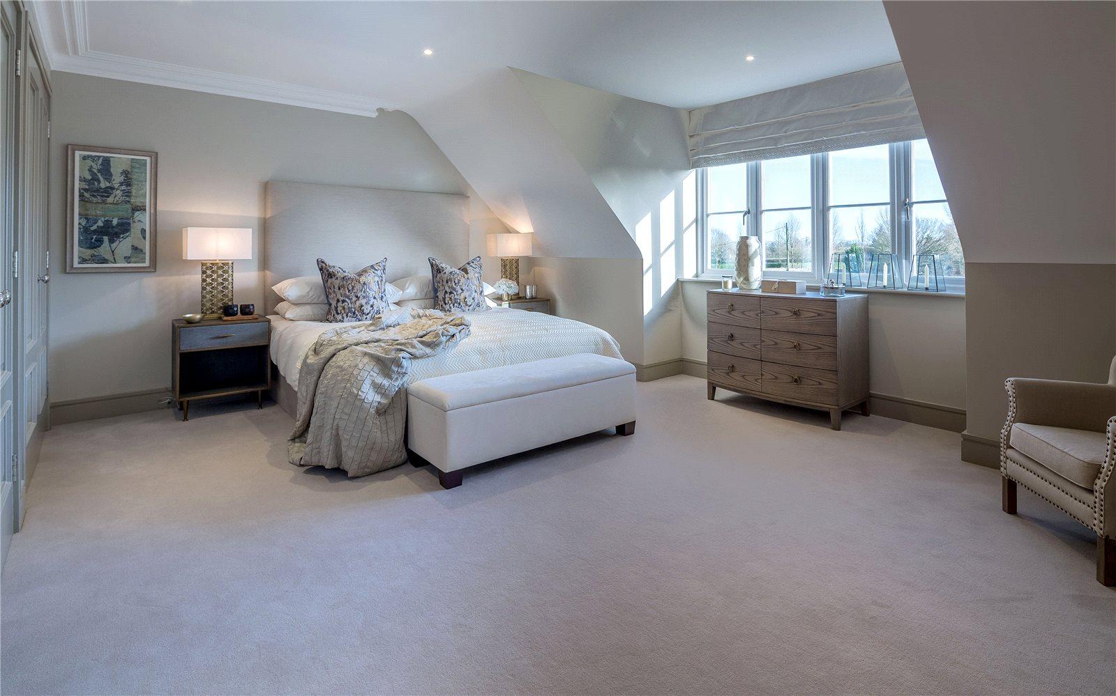 Millgate Homes,Master Bedroom
