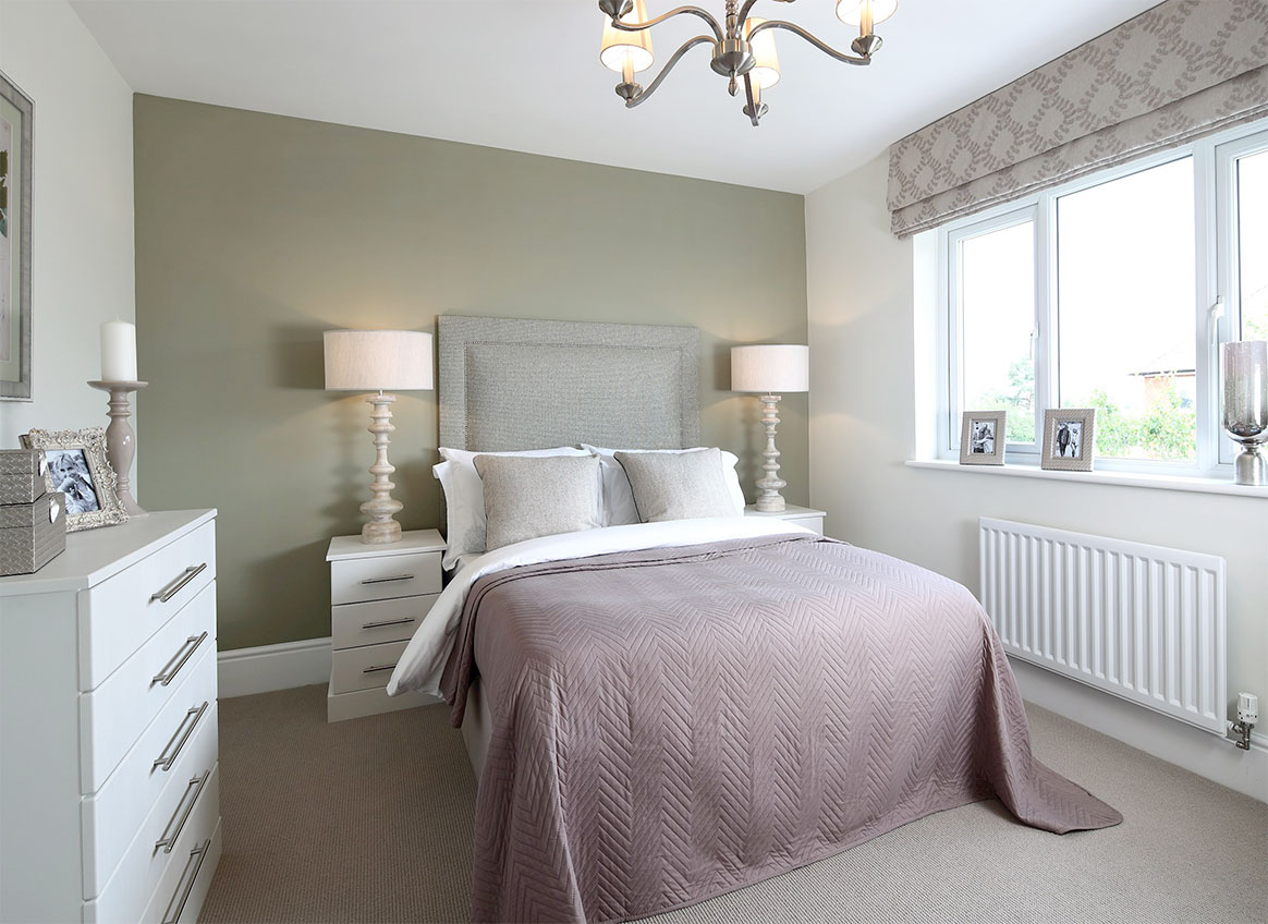 Arborfield Green,Secondary Bedroom