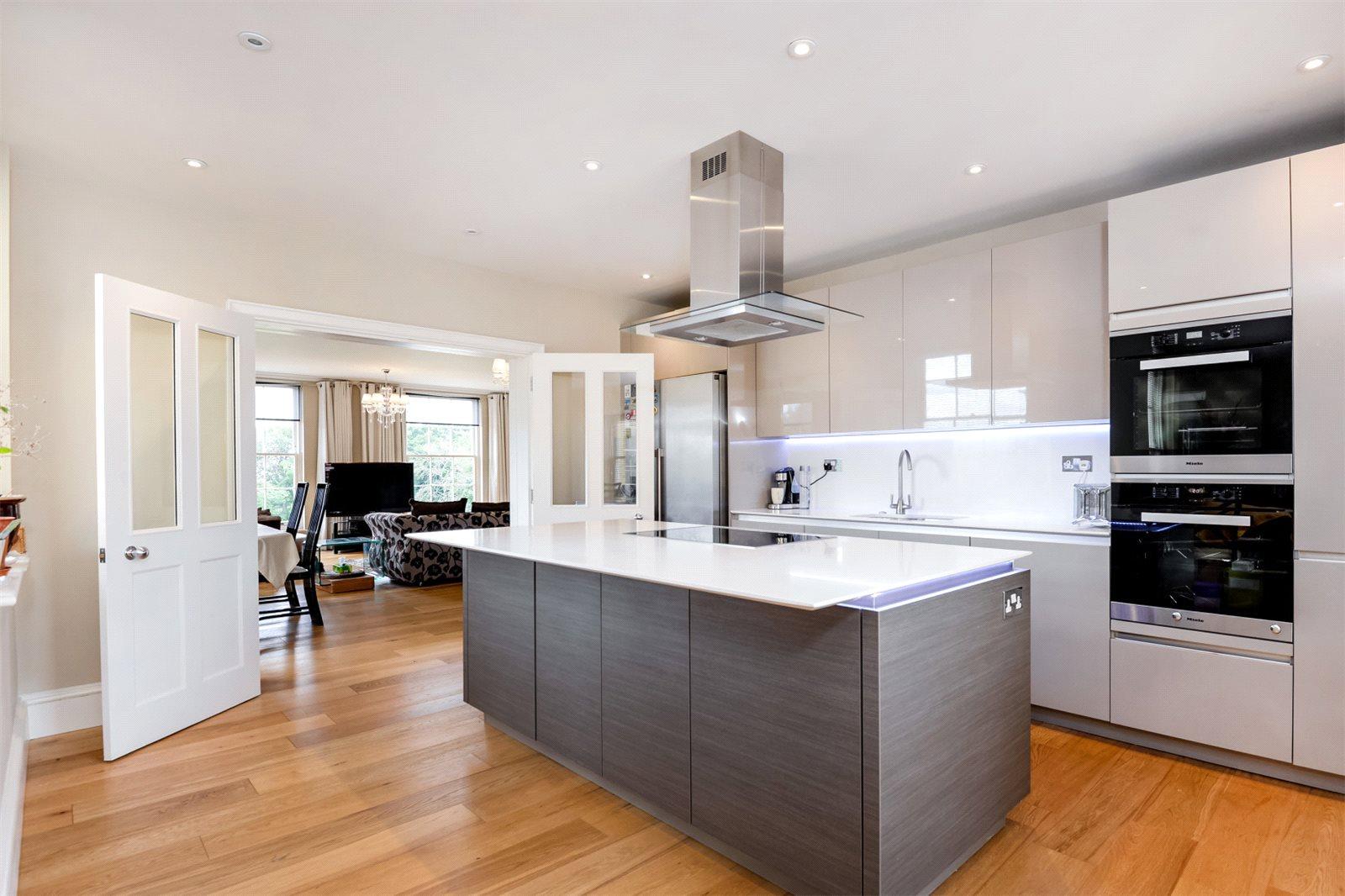 Bentley Priory,Kitchen
