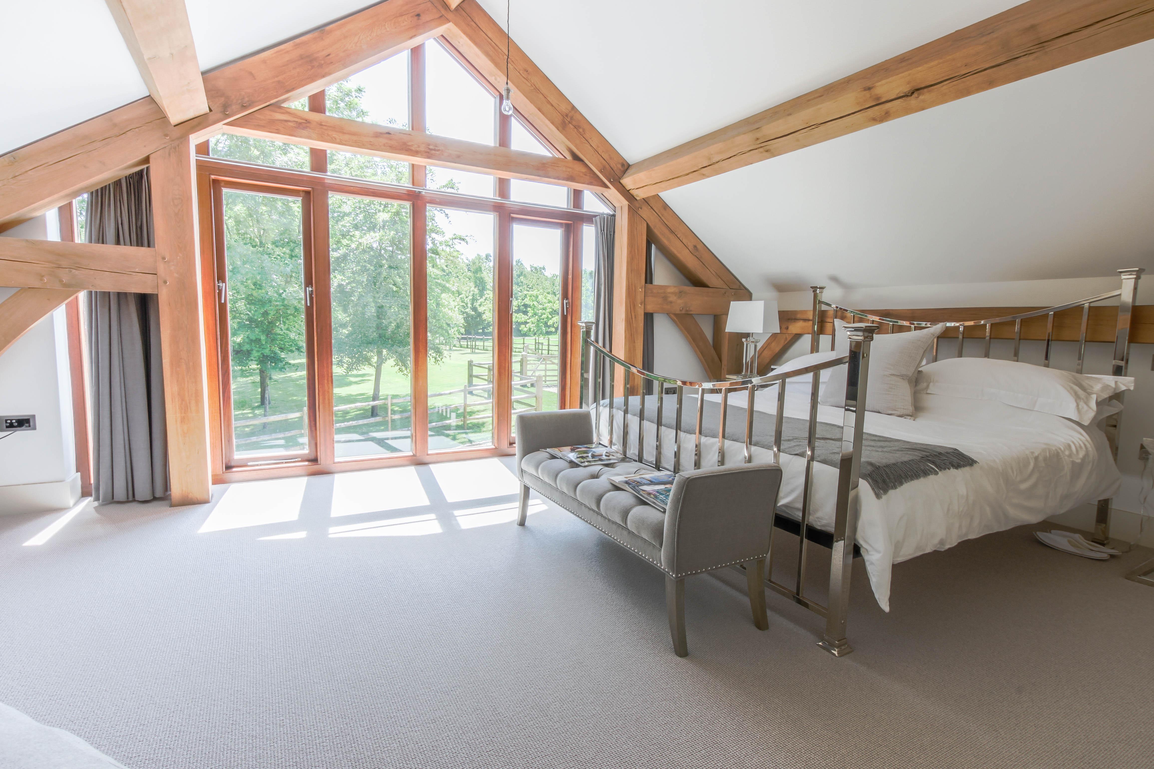 Oakwrights,Master Bedroom