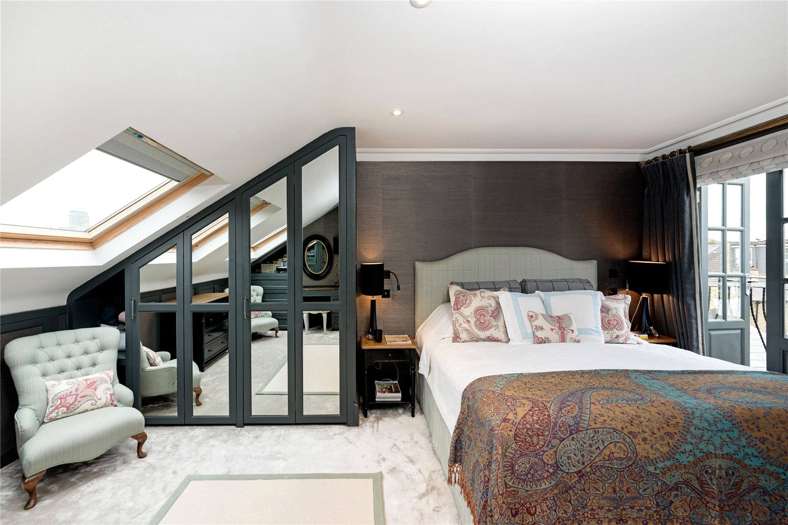 Lucinda Sanford,Master Bedroom