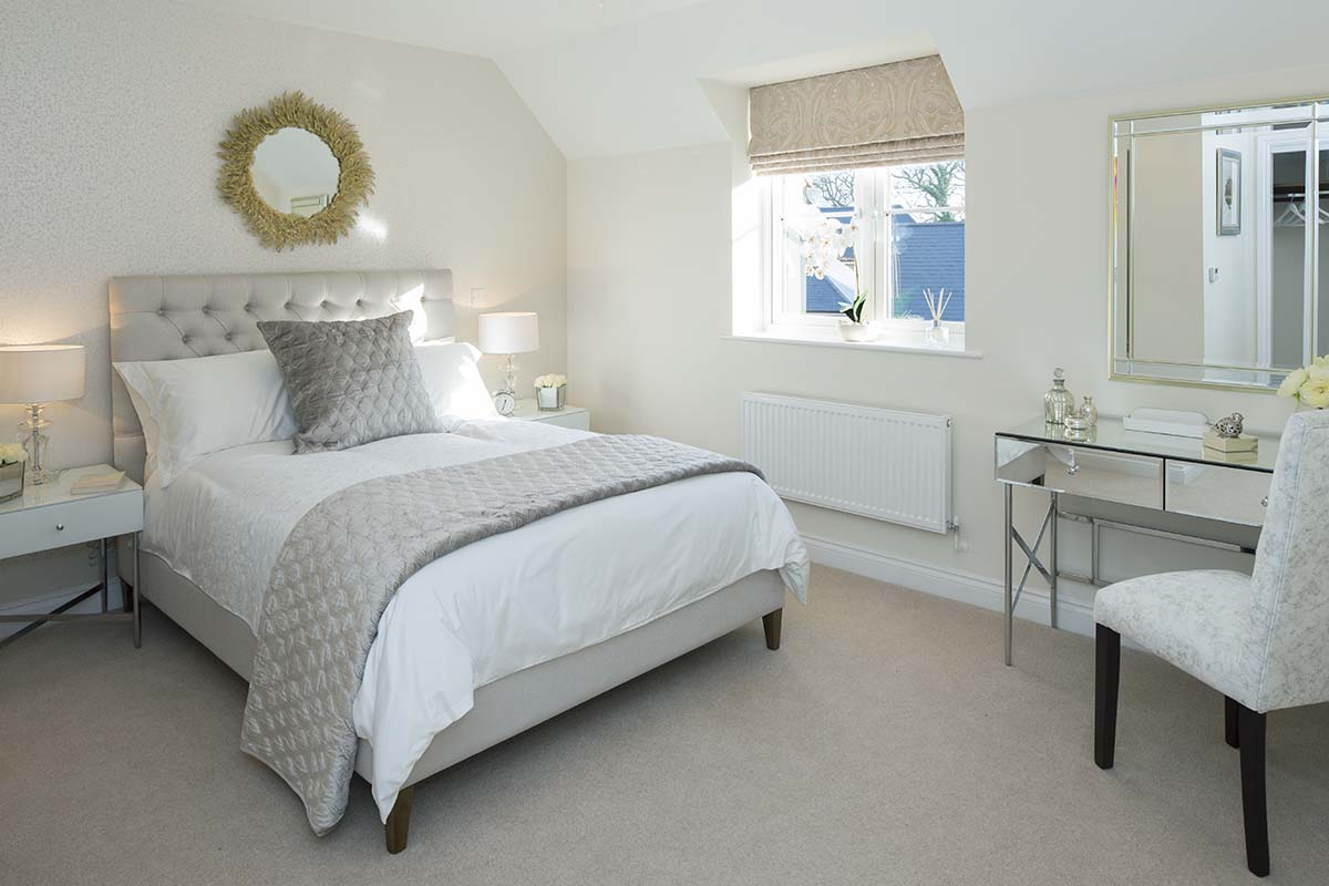 Bewley Homes,Master Bedroom