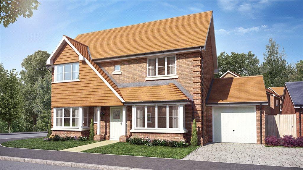 Pentland Homes,Front Elevation