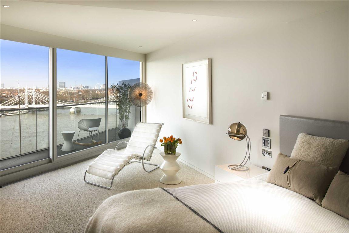 Norman Foster,Master Bedroom