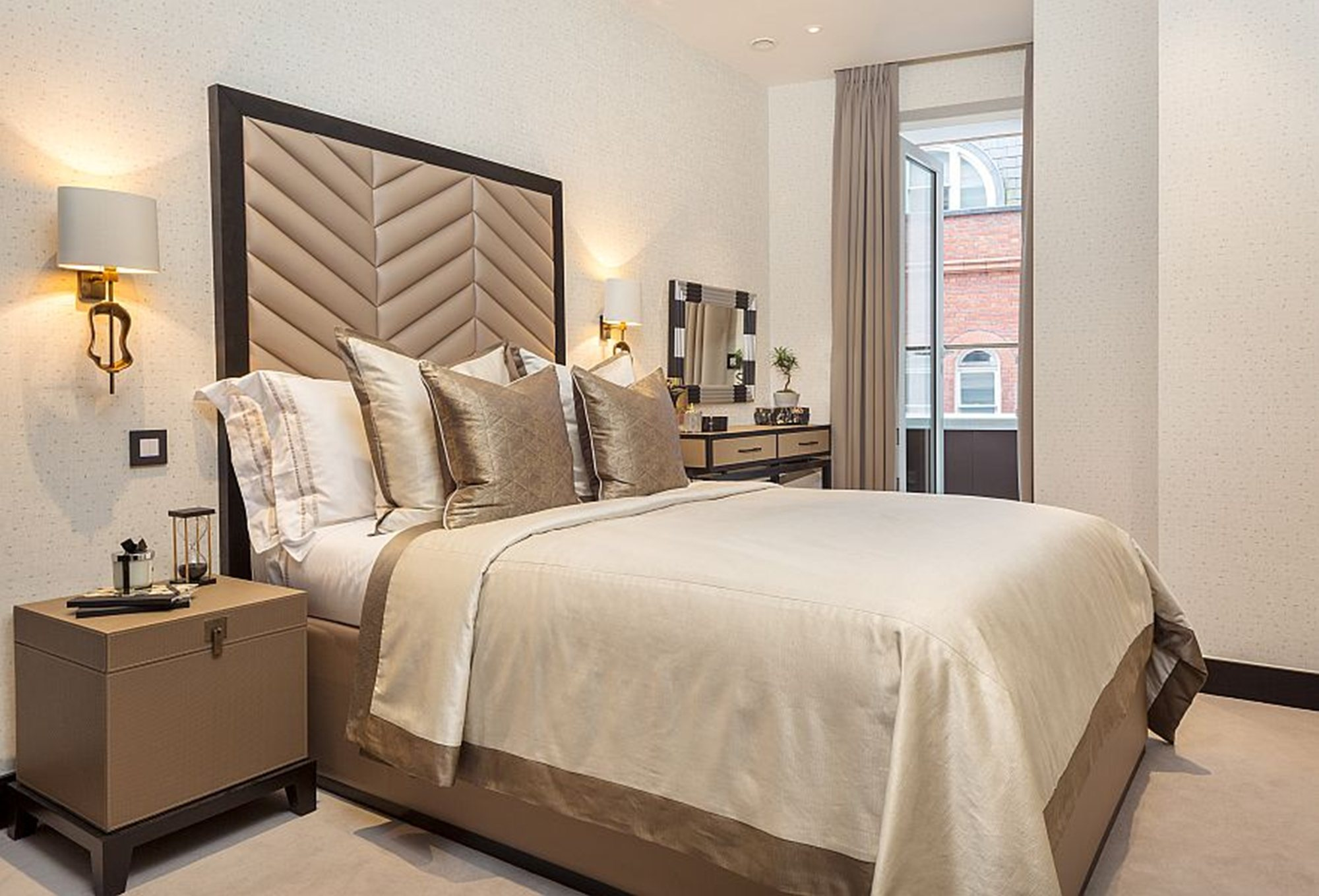 Chapter Street,Master Bedroom