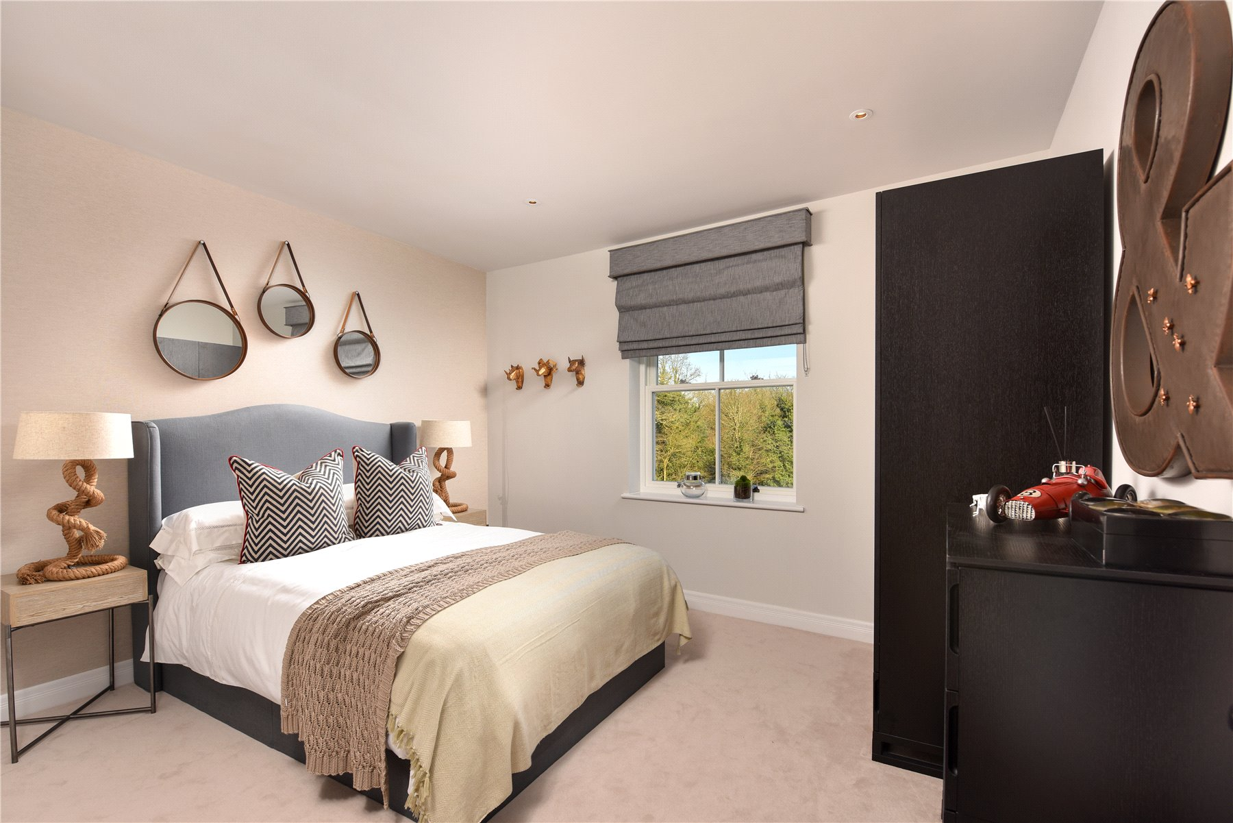 Richmond Chase,Master Bedroom