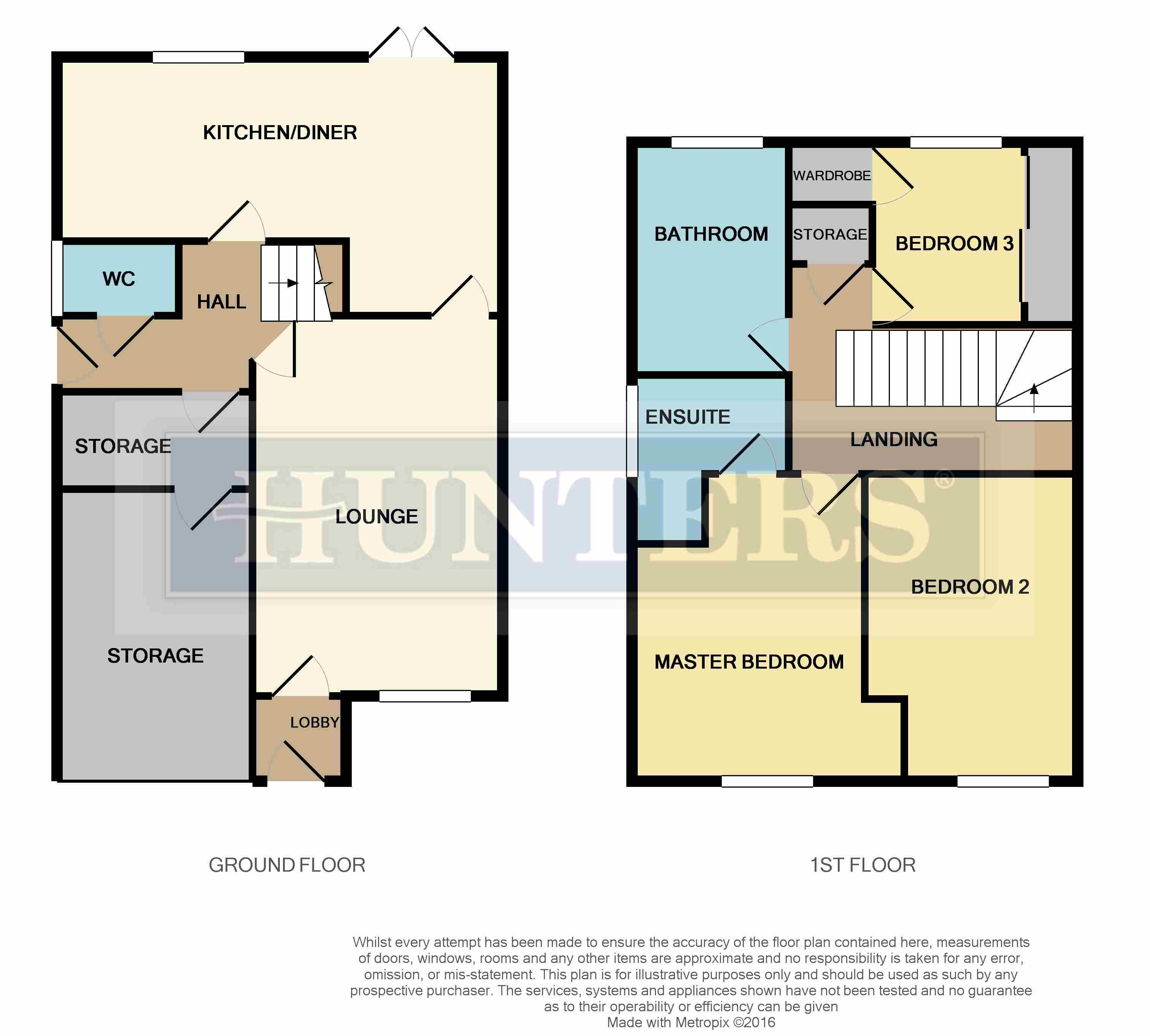 3 bed detached house for sale in hawkstone marton in