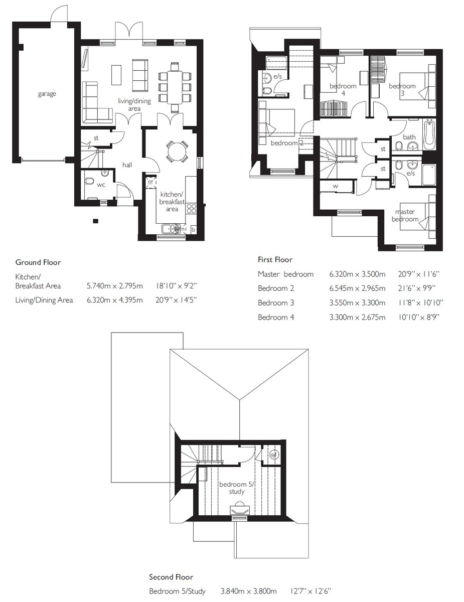 The Hollies Hurst Green Oxted Rh8 5 Bedroom Detached House For Sale 41199805 Primelocation