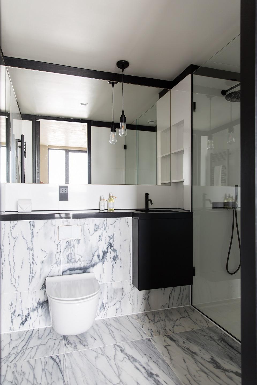 Pilbrow and Partners,Bathroom