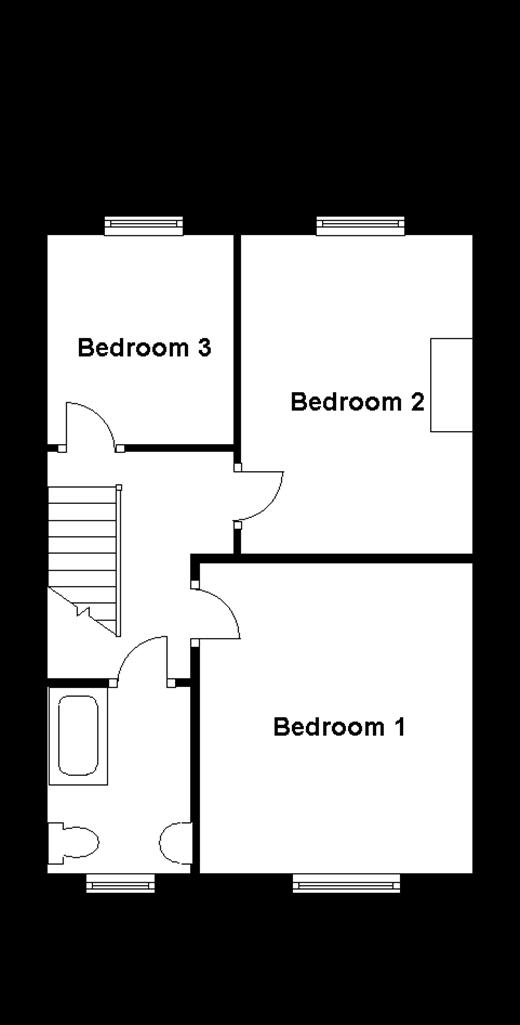 The Mall Brading Sandown Isle Of Wight Po36 3 Bedroom