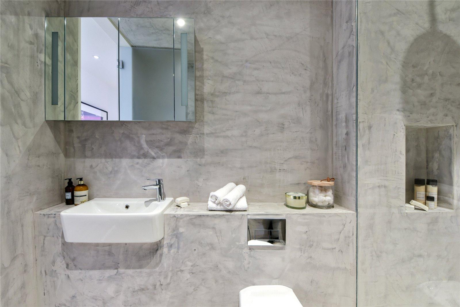 Hogarth Architects,Bathroom