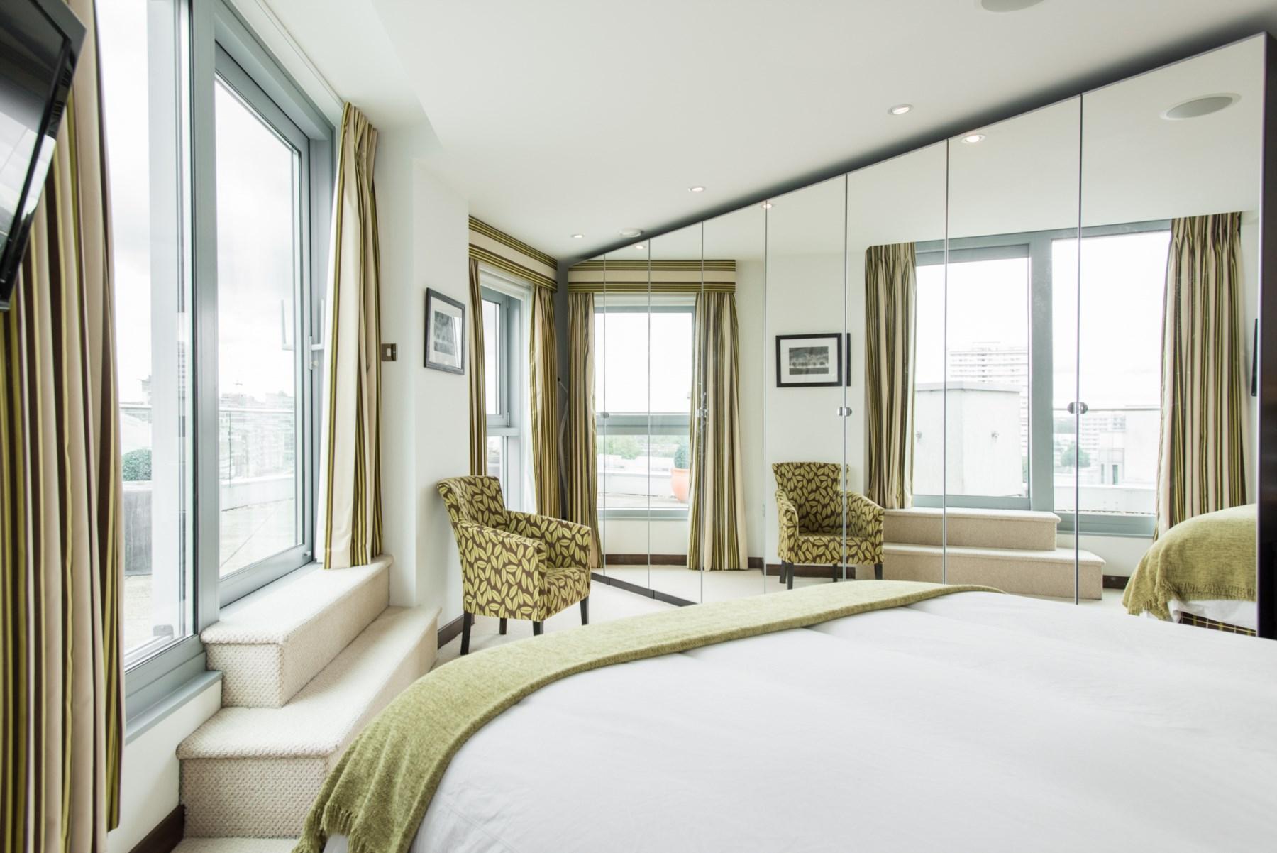 Bridges Wharf,Master Bedroom