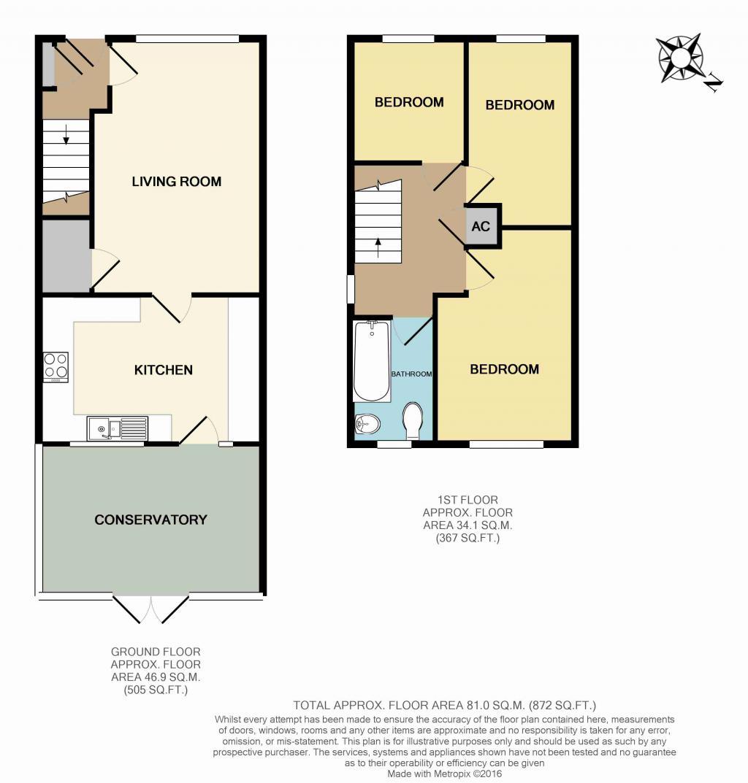 March edge buckingham mk18 3 bedroom semi detached house for Buckingham choice floor plans