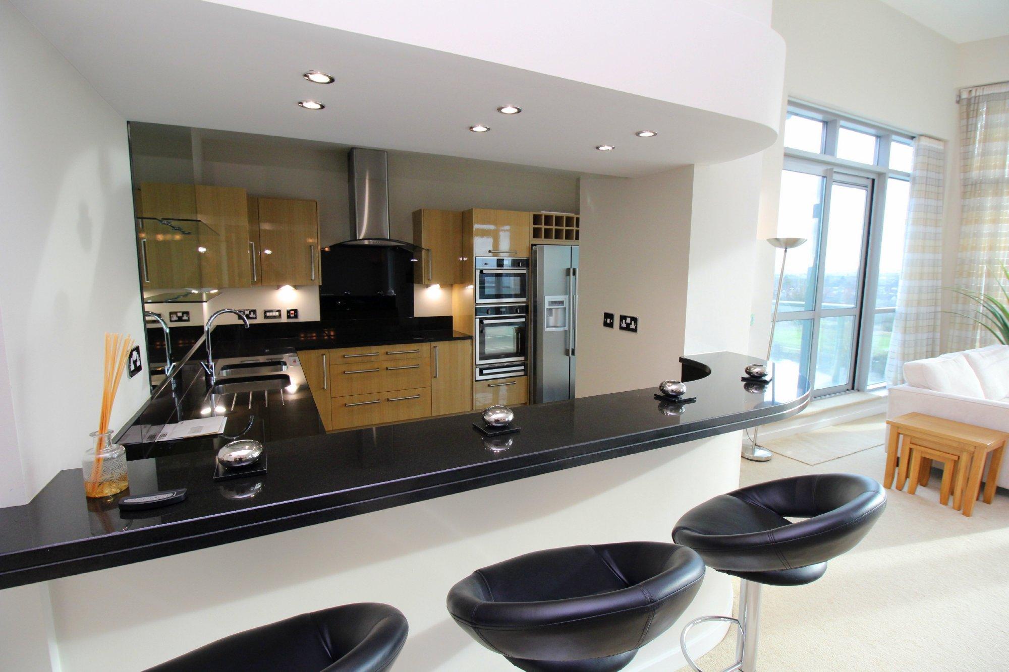 River Crescent,Kitchen