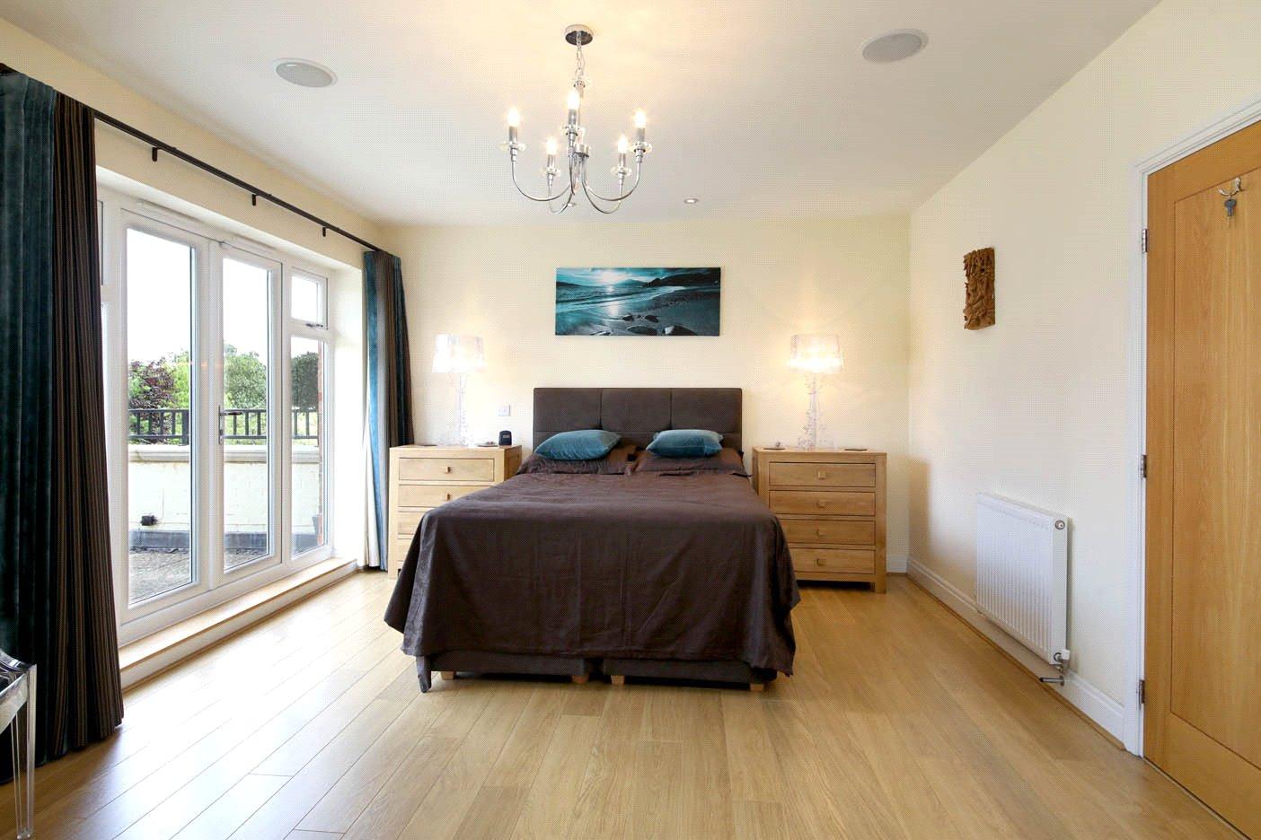 Banner Homes,Master Bedroom