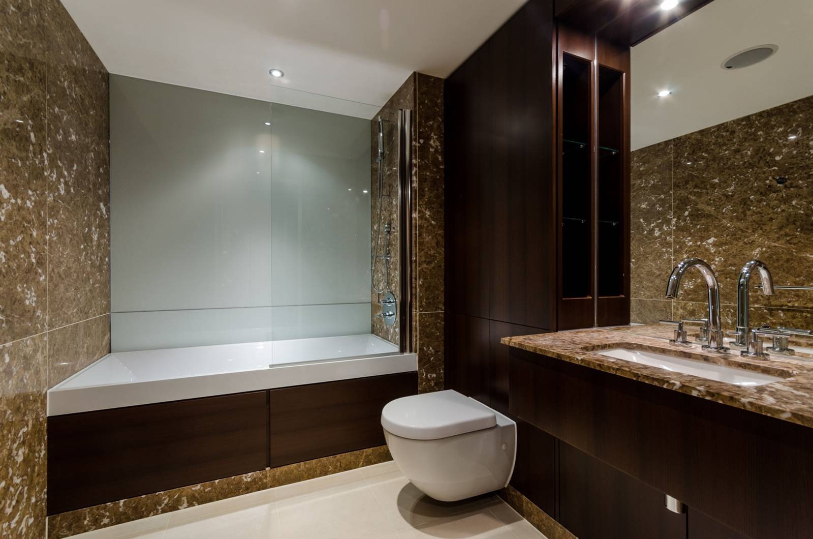 Imperial Wharf,Bathroom