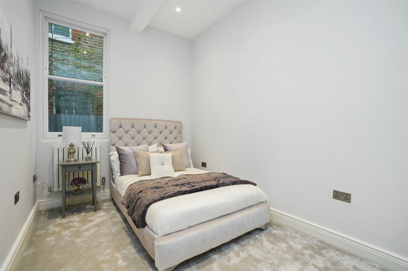 SMC Property,Secondary Bedroom