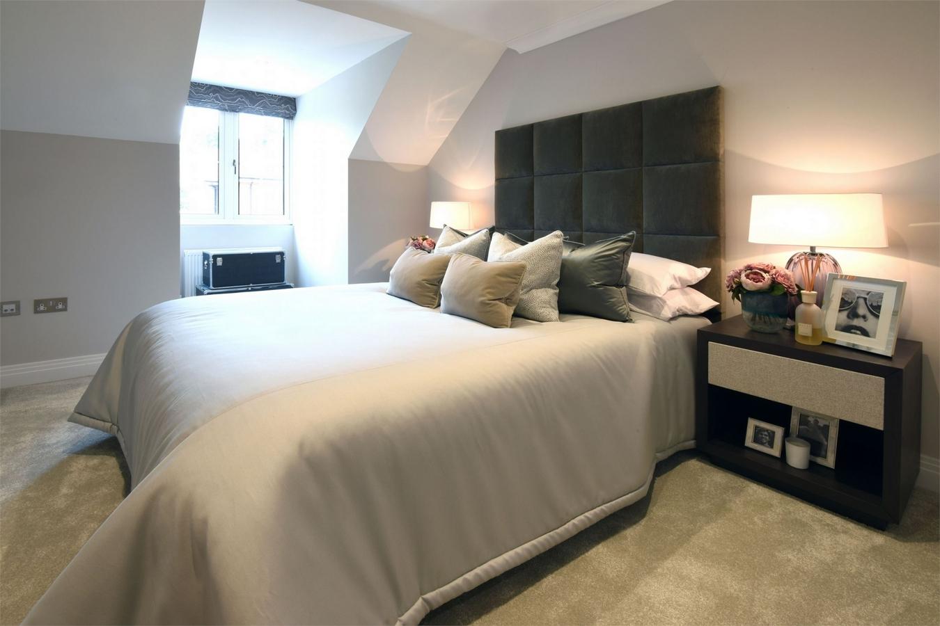 Kirkby Homes,Master Bedroom