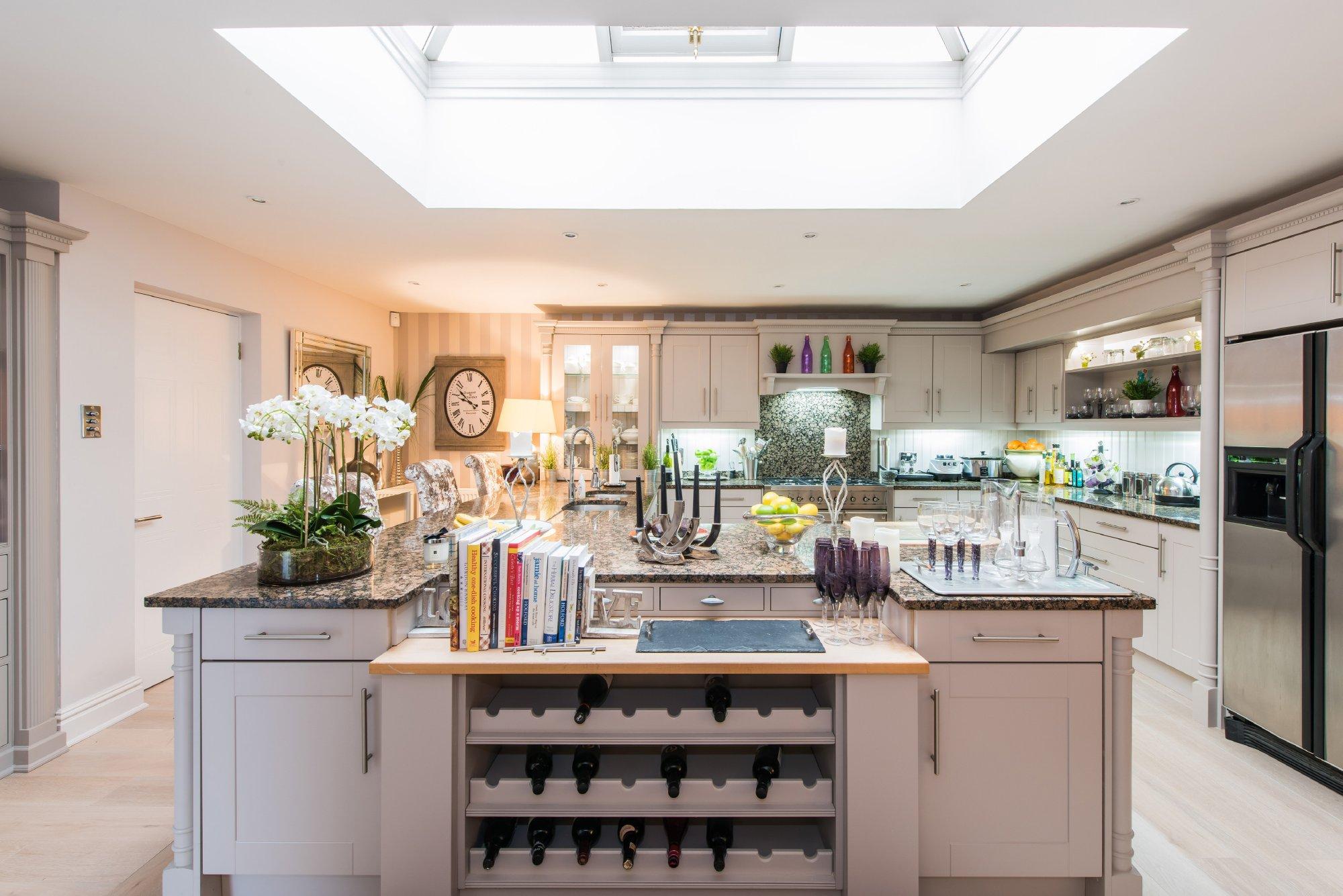 Whiteoak,Kitchen