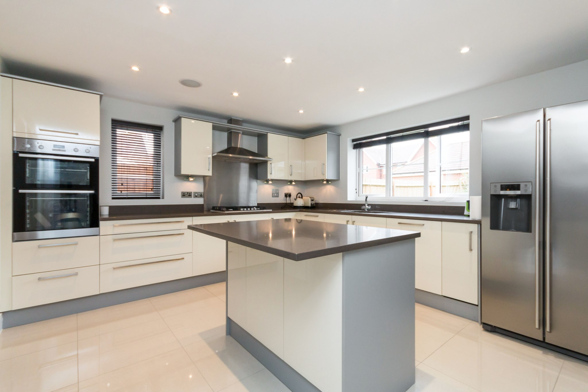 Barratt Homes,Kitchen