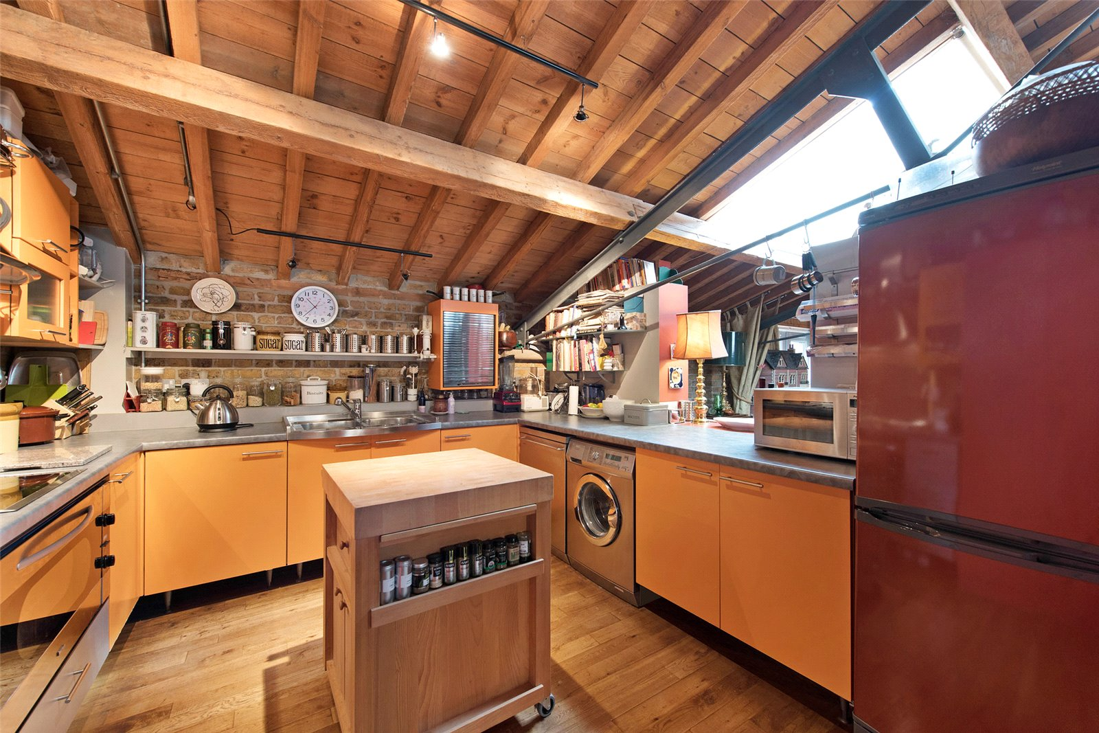 Butlers and Colonial Wharf,Kitchen