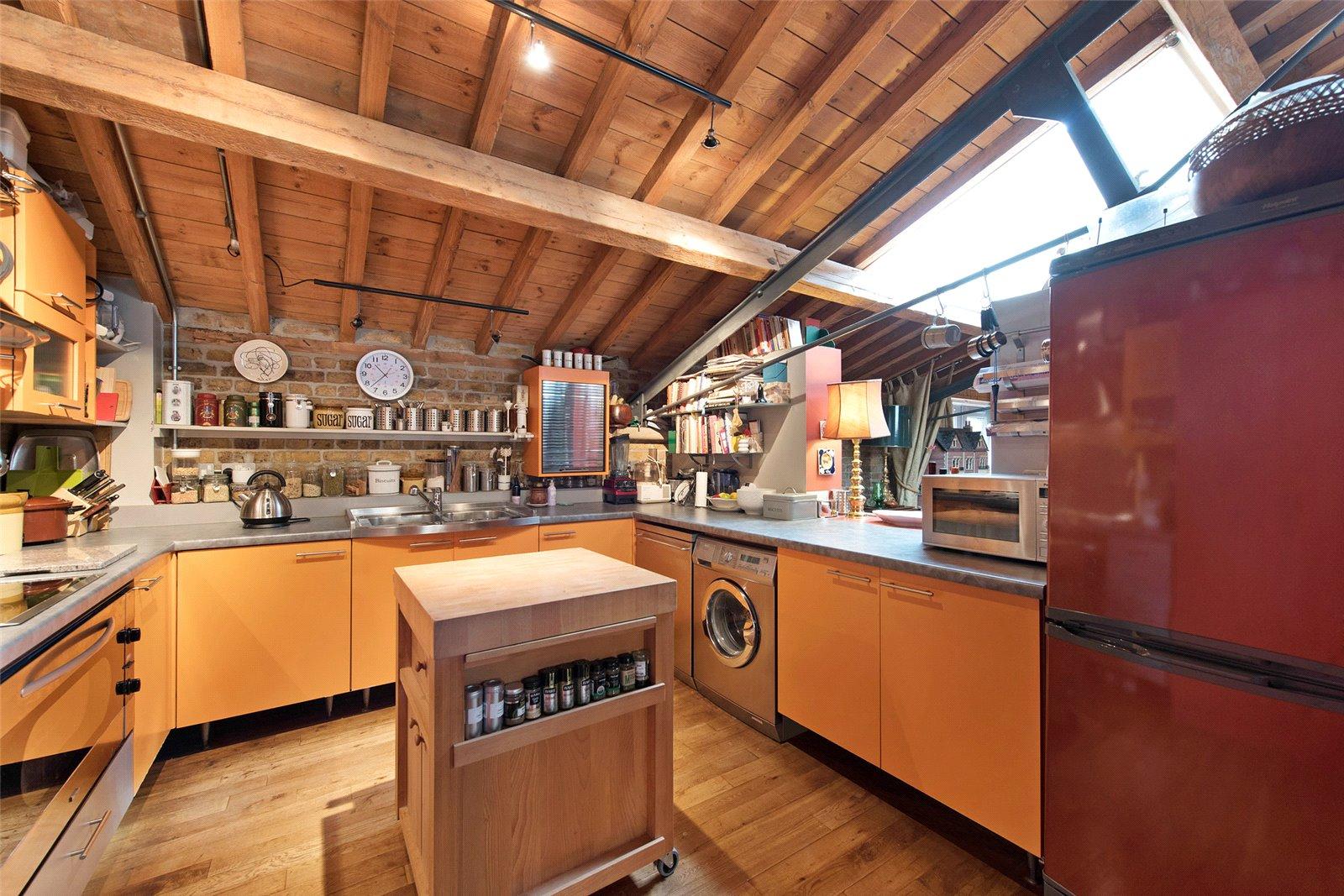 warehouse conversion,Kitchen