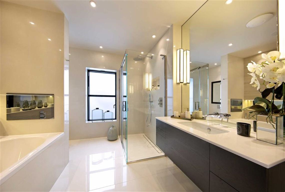 Fusion Residential,Bathroom