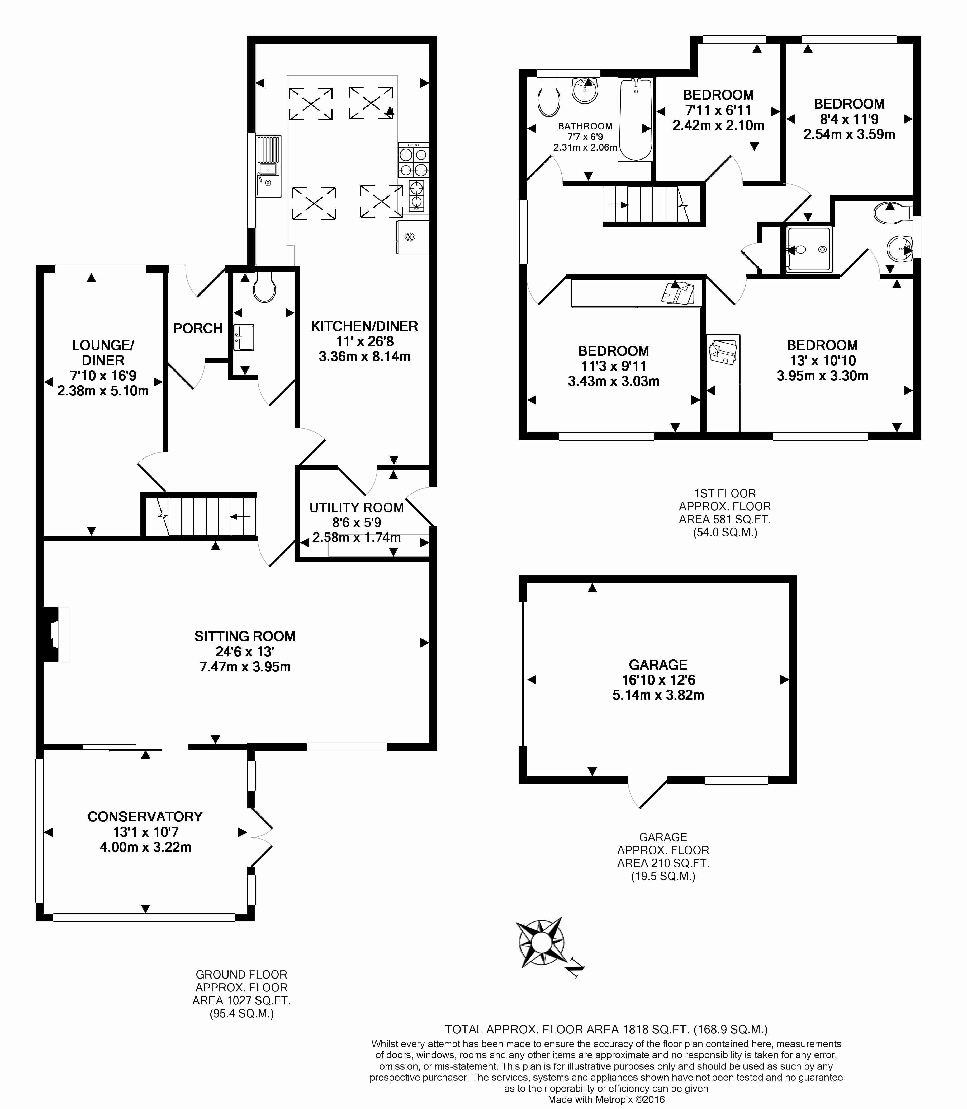 Arnos Grove, Nottingham NG16, 4 bedroom detached house for sale - 41851463 : PrimeLocation