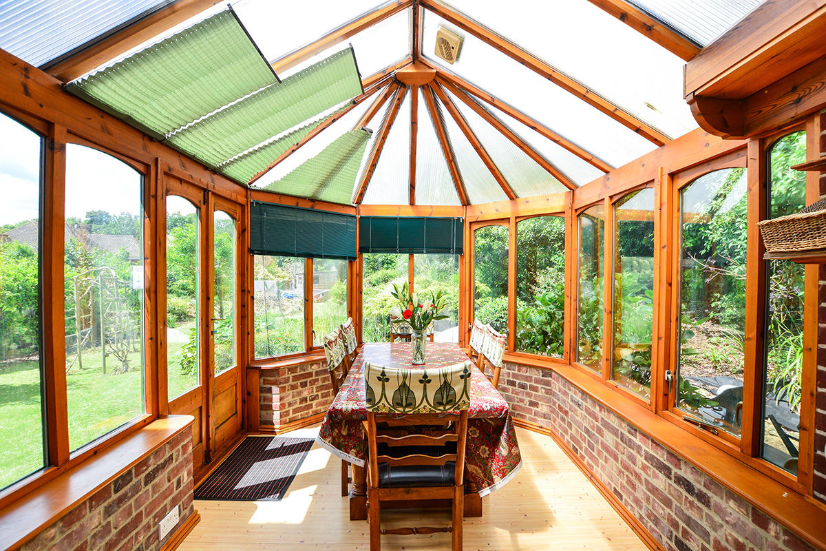 Grand Designs,Conservatory