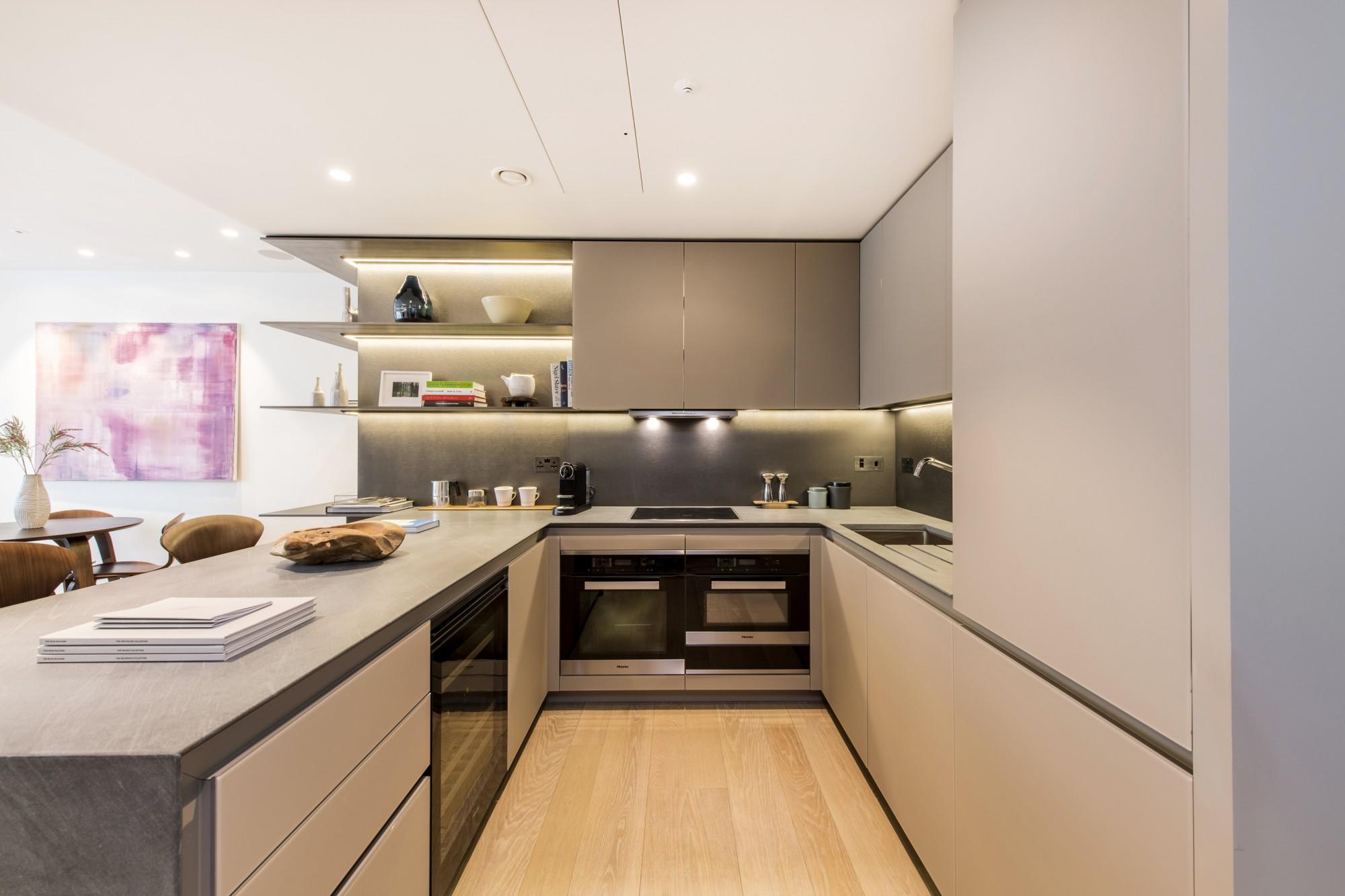 Nova SW1,Kitchen