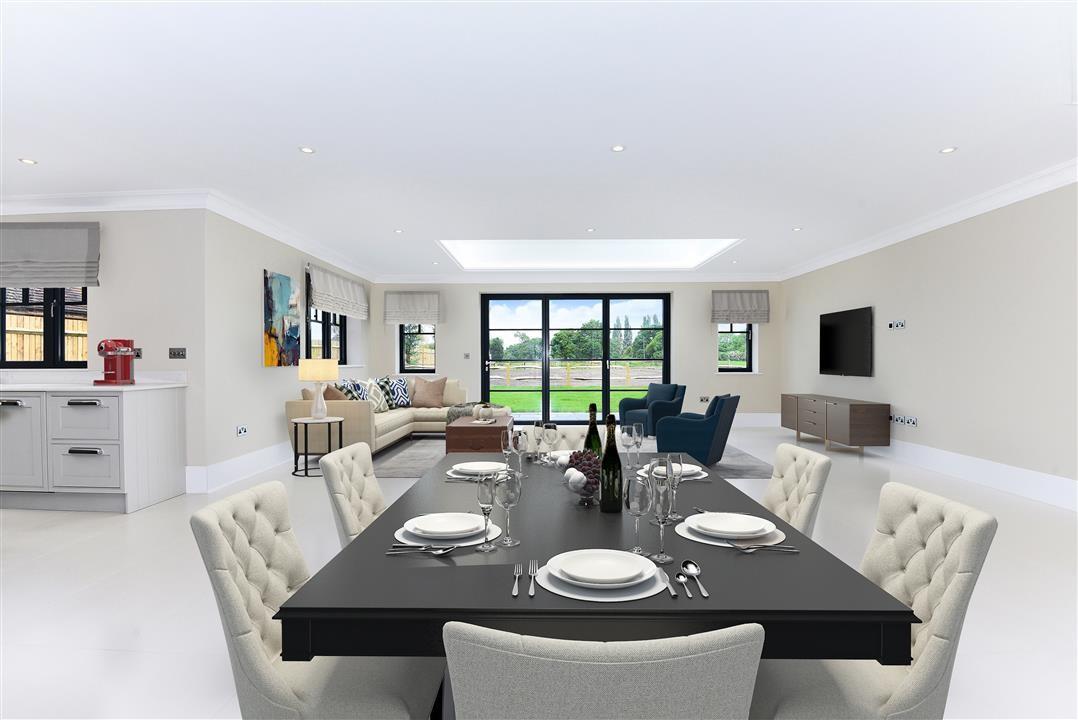 Richard Voller Design,Dining room