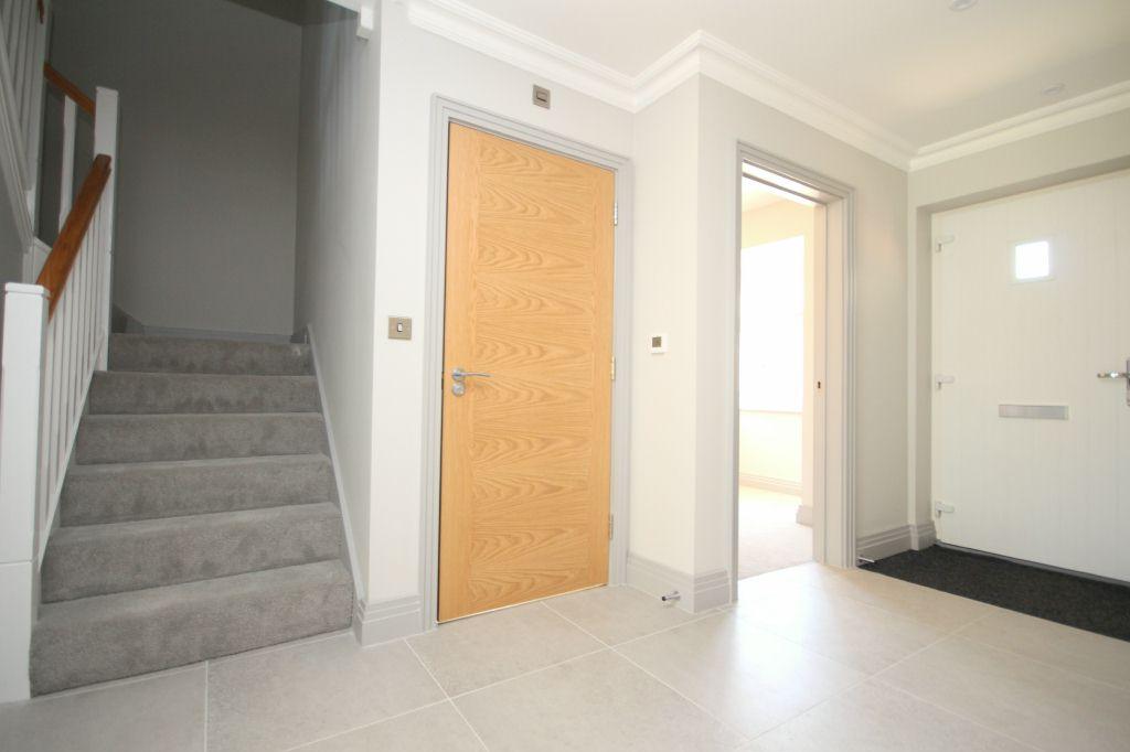 Brookworth Homes,Entrances