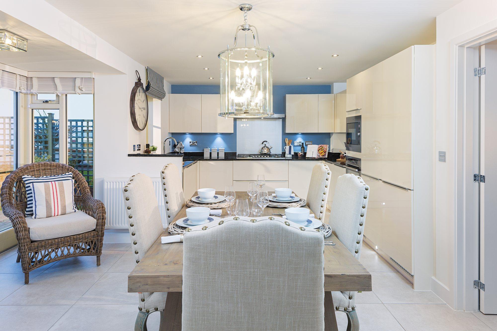 David Wilson Homes,Kitchen