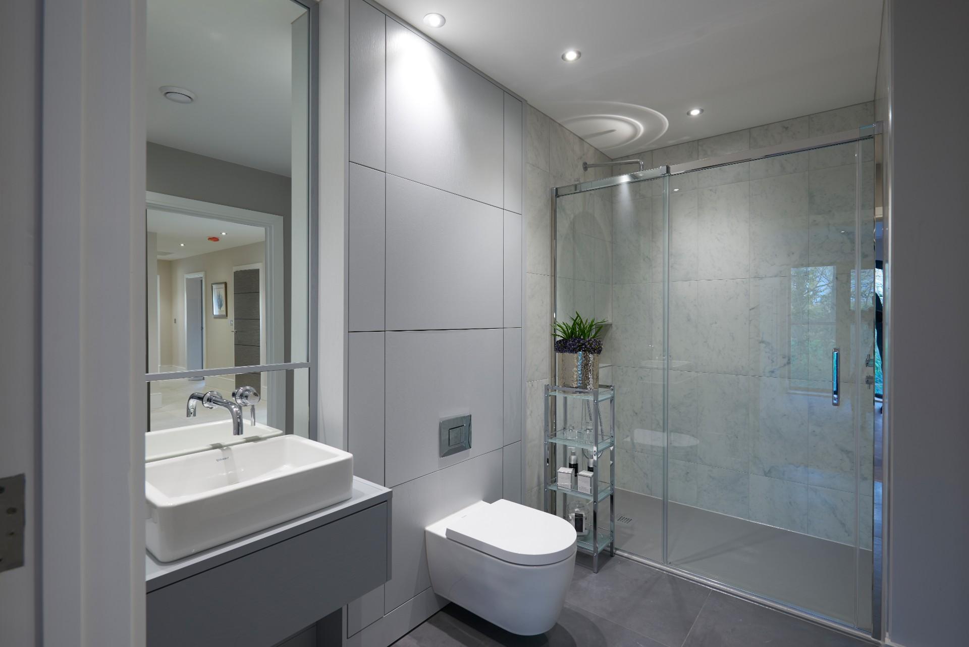 Higgins Homes,Bathroom