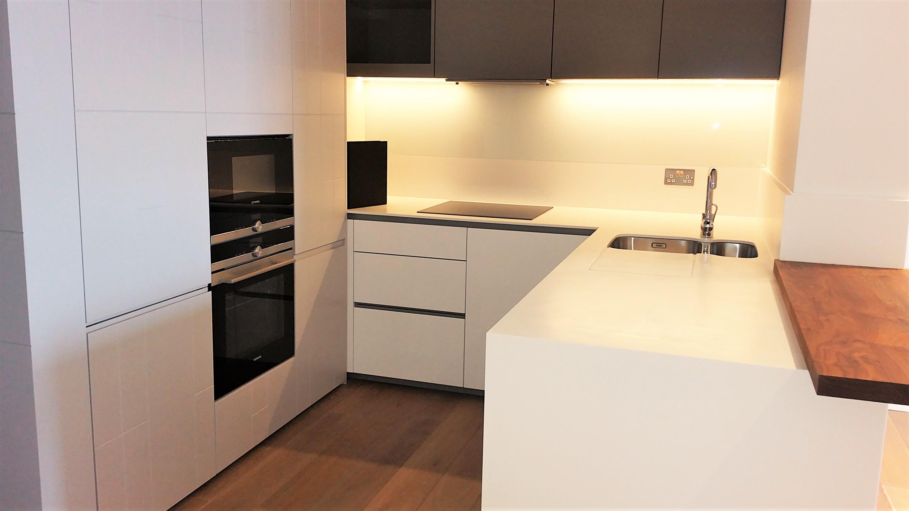 Gasholders London,Kitchen