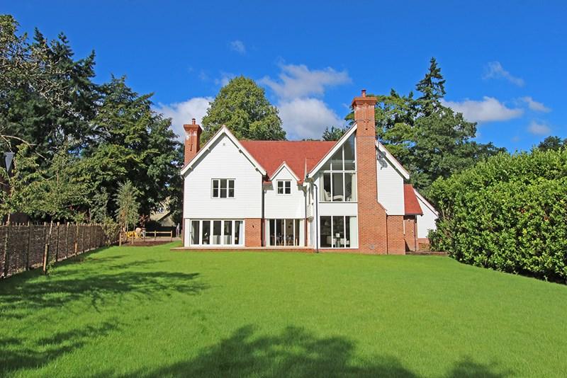 Sherlock Boswell Architecture,Rear Elevation