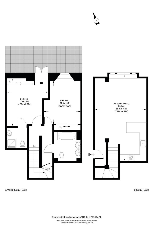 Westbourne terrace london w2 2 bedroom flat for sale for 121 141 westbourne terrace london