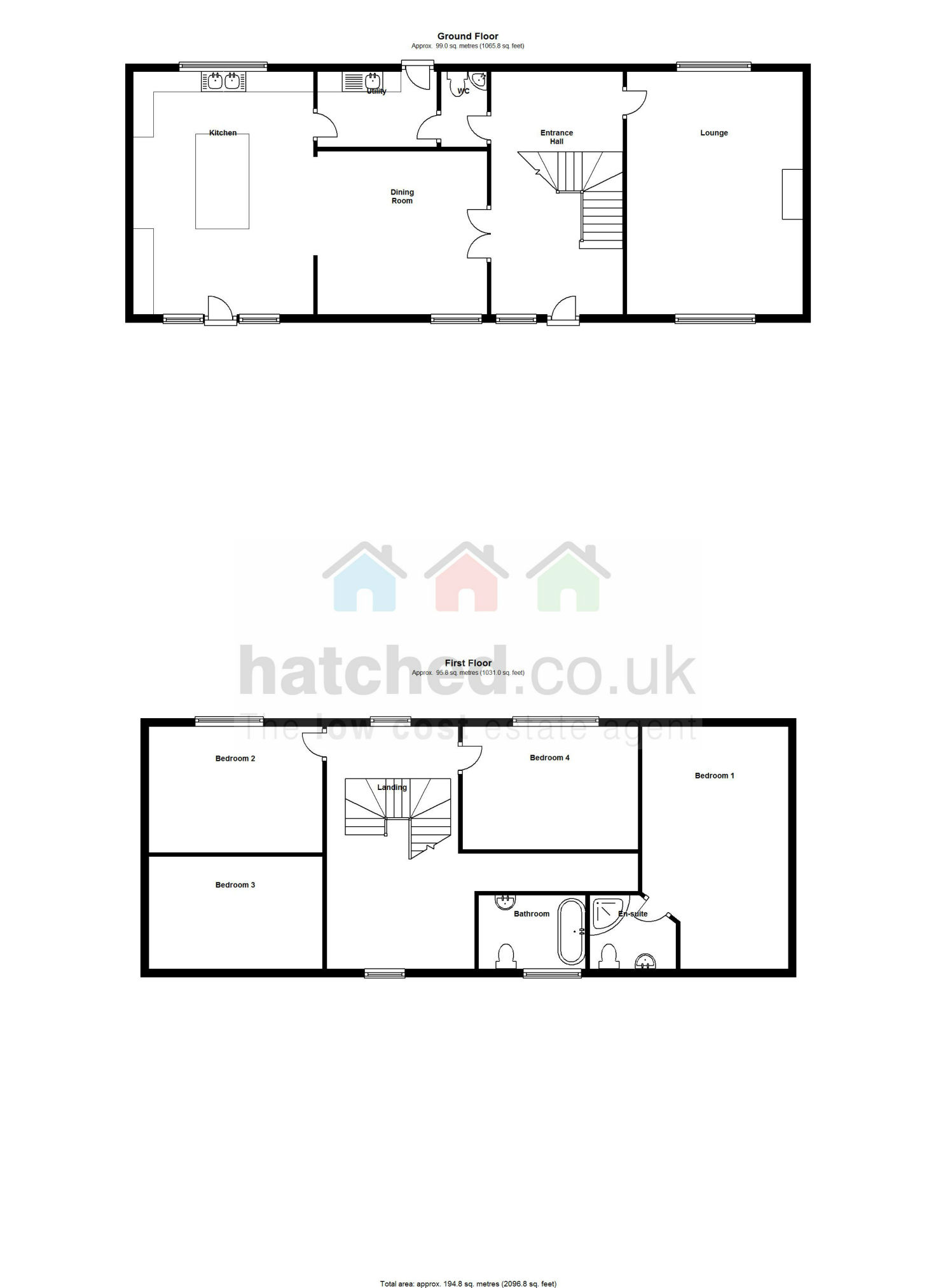 Tixall court tixall stafford st18 0xn properties for for Best bathrooms rugeley