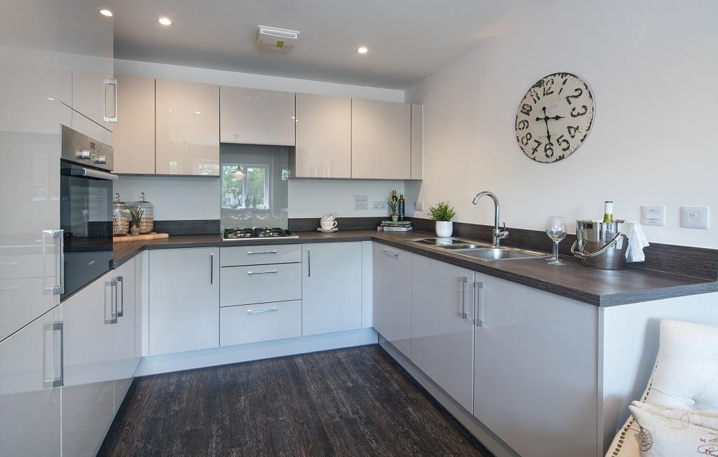 Arborfield Green,Kitchen