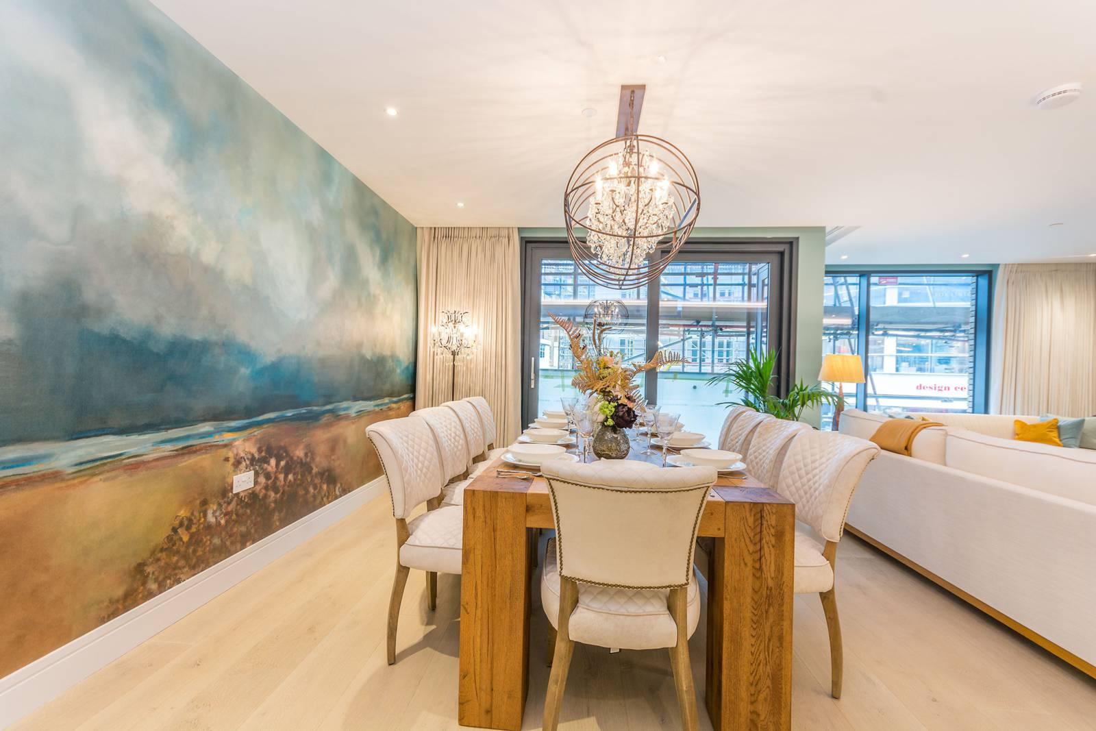 Chelsea Island,Dining room