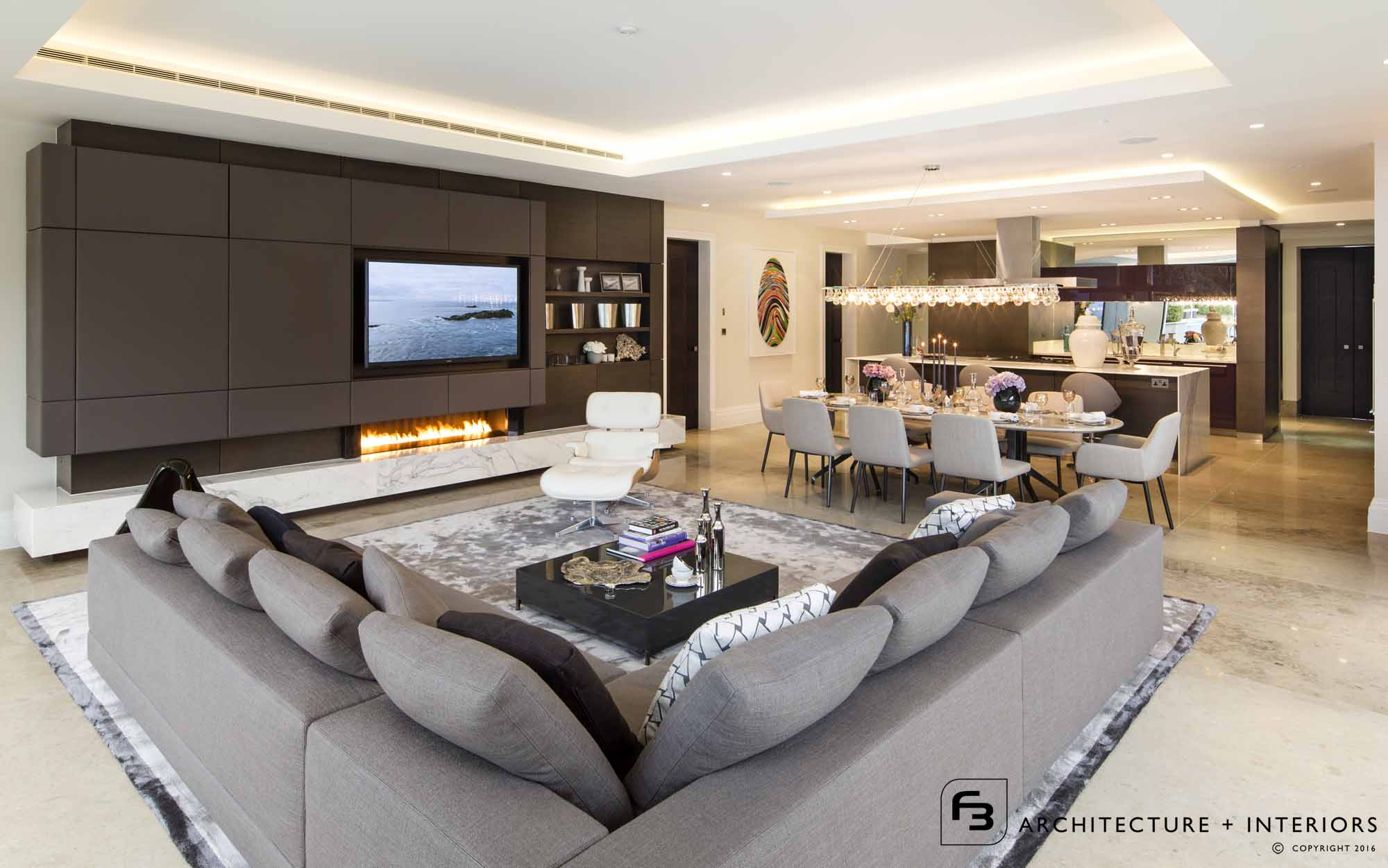 Base Contracts,Family room