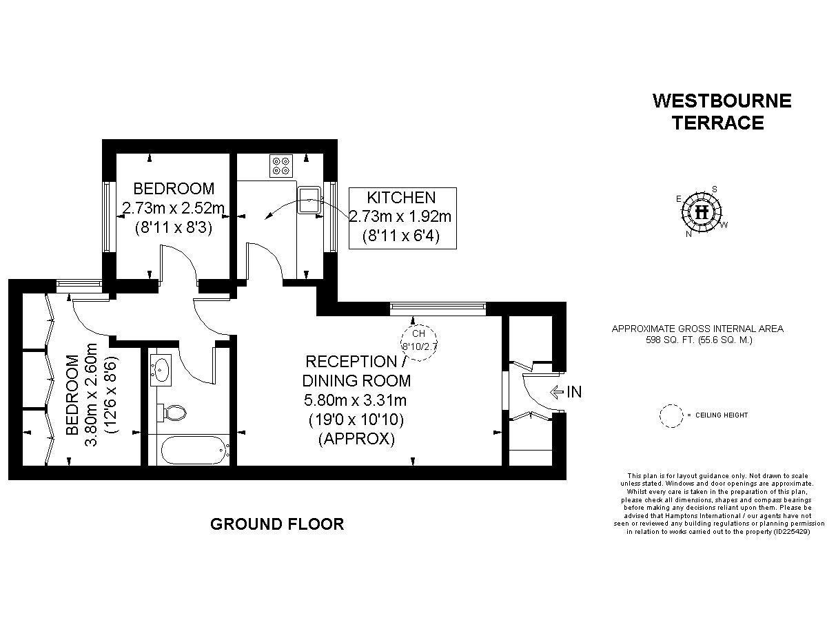 Westbourne terrace london w2 2 bedroom flat to rent for 3 westbourne terrace lancaster gate london