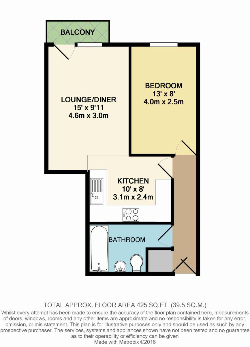 Watlington street reading rg1 1 bedroom flat to rent for Reading a floor plan