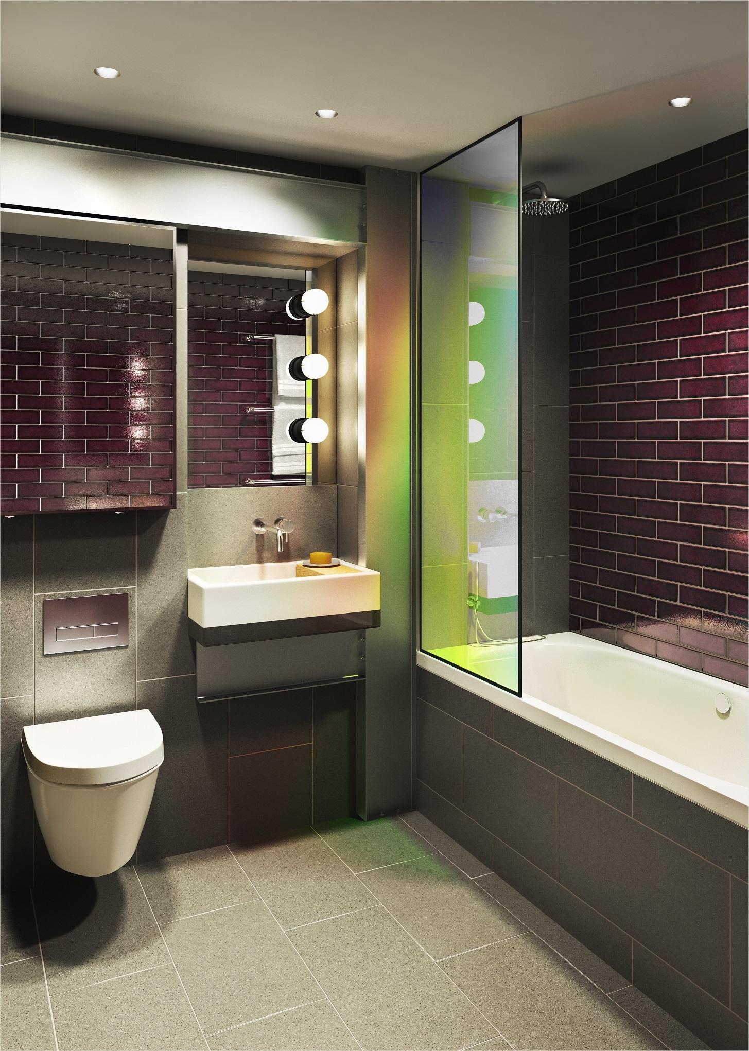 Greenwich Peninsula,Bathroom