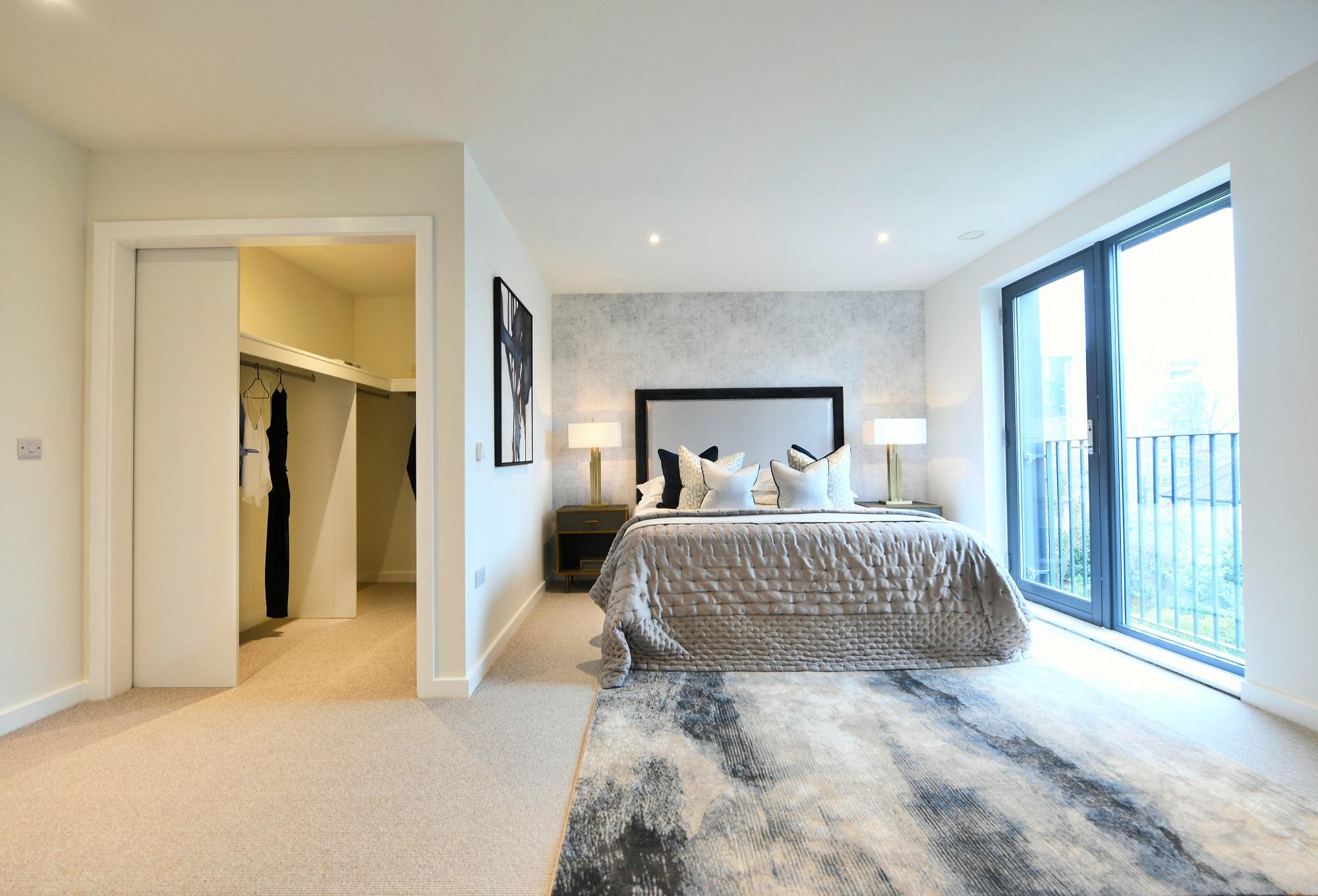Cambium,Master Bedroom